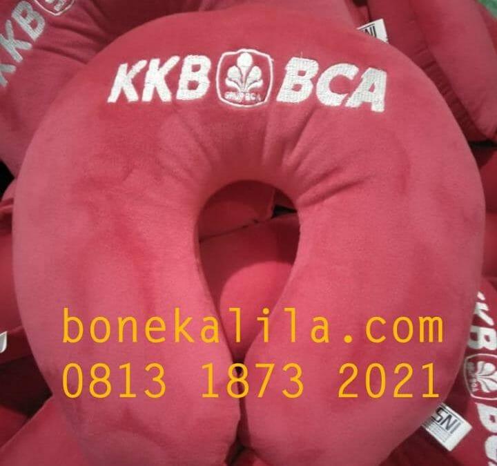 Produksi Bantal Leher Bank BCA