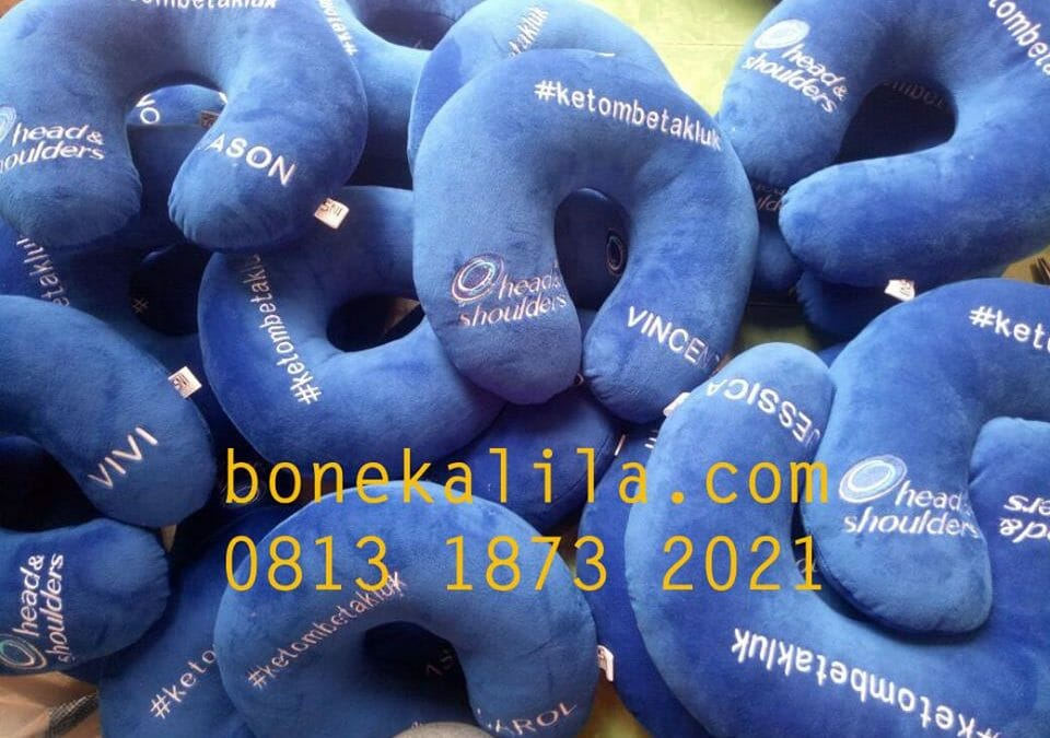 Produksi Souvenir Bantal Promosi