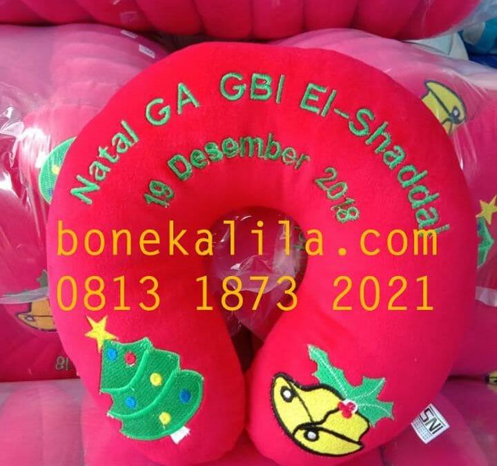 Bantal Leher Murah | Pengrajin Bantal Leher 081318732021