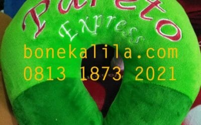 Pabrik Bantal Leher Parelo | Souvenir Bantal Leher