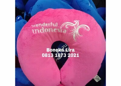 pabrik bantal leher wonderful-souvenir bantal leher