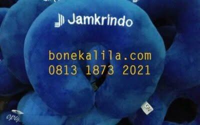 Pengrajin Bantal Leher Jamkrindo | Pabrik Bantal Leher