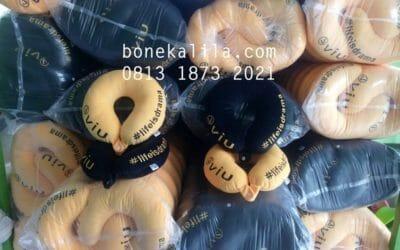 Produksi Bantal Leher Viu | Jual Bantal Leher