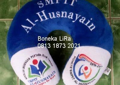 souvenir bantal leher alhusnaiyan-pabrik bantal leher