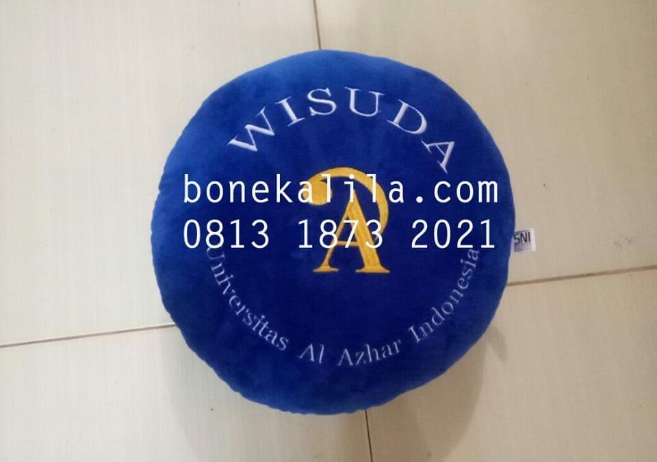Souvenir Bantal Promosi STIKES | Pabrik Bantal Promosi
