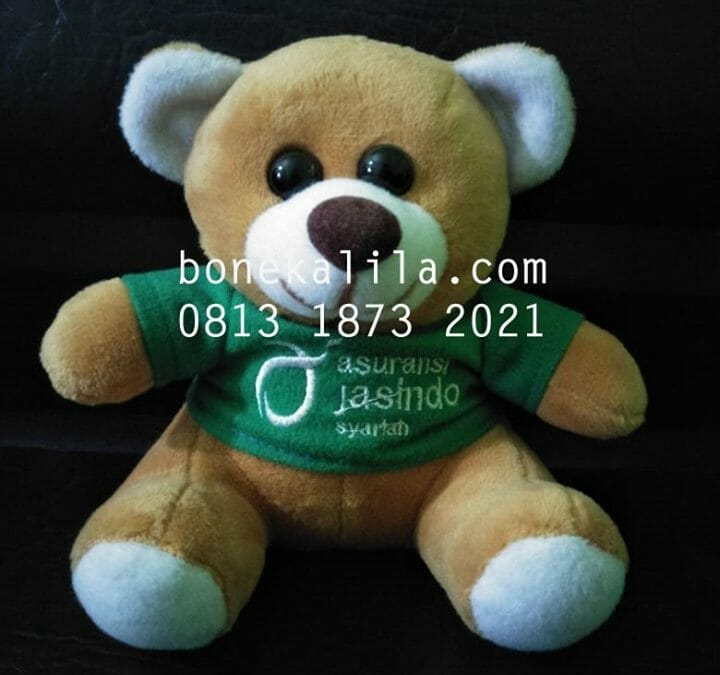 Souvenir Boneka ArHotel | Produksi Boneka Promosi