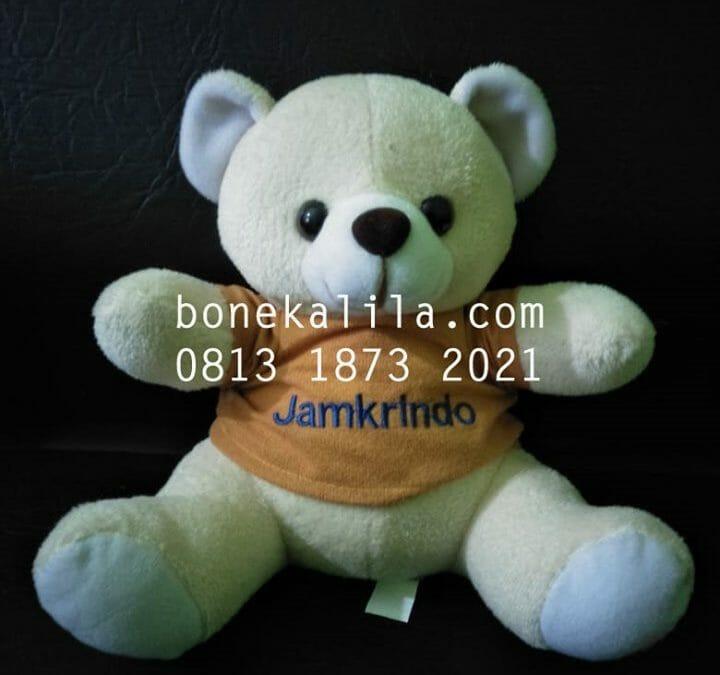 Souvenir Boneka Dept Kesehatan | Produksi Boneka Promosi