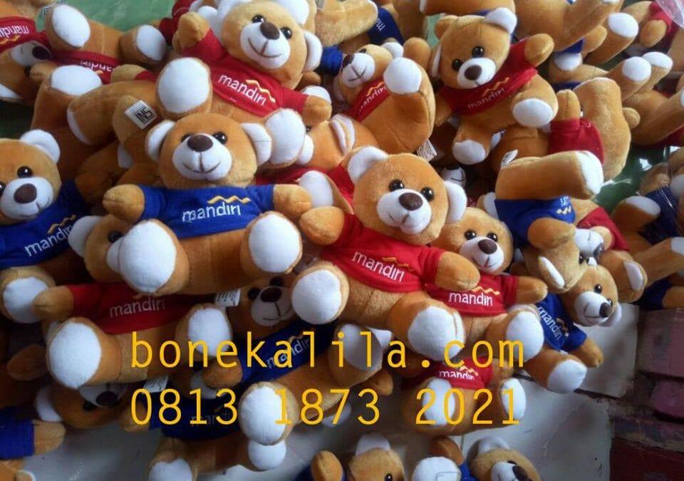 Souvenir Boneka Hotel Horison | Produksi Boneka Promosi