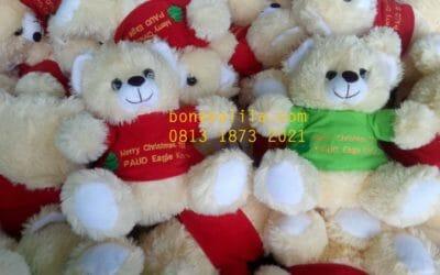 Souvenir Boneka PAUD | Produksi Boneka Promosi