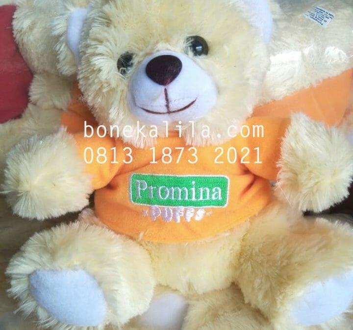 Souvenir Boneka SBR | Produksi Boneka Promosi