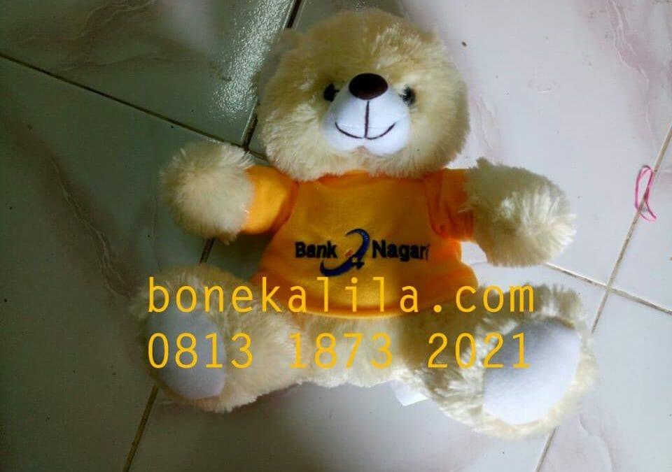 Souvenir Boneka Wujil | Produksi Boneka Promosi