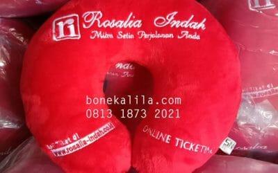 Produksi Bantal Leher Travel Umroh 0813 1873 2021
