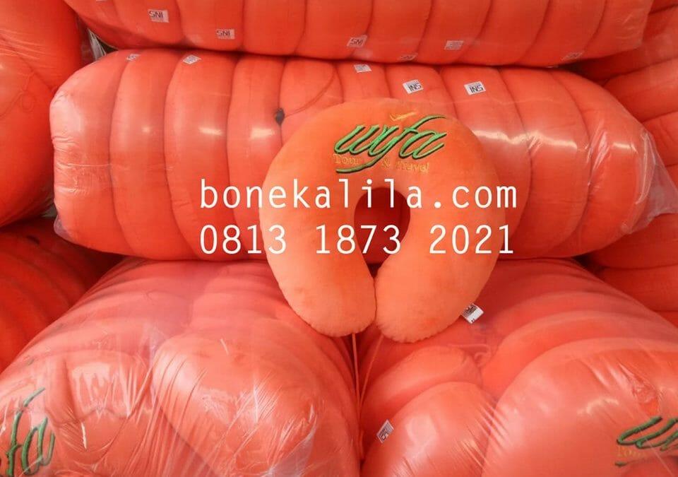 Produsen Bantal Leher Urfa Travel Umroh 0813 1873 2021